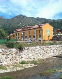 Hotel Santa Cruz,Cangas de Onís (Asturias)
