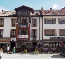 Hostal La Serna,Potes (Cantabria)