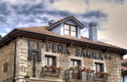 Hostería Peña Sagra,Potes (Cantabria)
