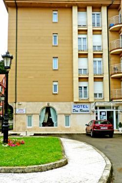 Hotel don ram n en san vicente de la barquera infohostal for Alojamiento familiar cantabria