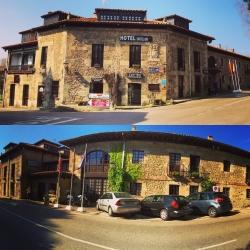 Hotel Santillana,Santillana del Mar (Cantabria)