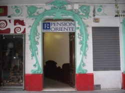 Pension Oriente,Cartagena (Murcia)