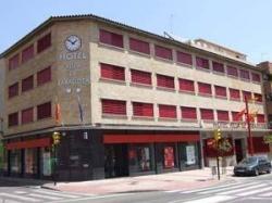 Hotel Villa de Zaragoza,Casetas (Zaragoza)