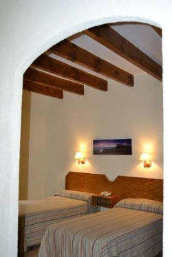Hotel Alfons III,Ciutadella de Menorca (Menorca)