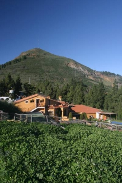 Hotel Rural El Refugio,Cruz de Tejeda (Las Palmas)