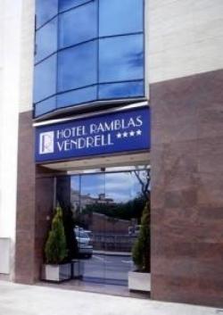 Hotel Ramblas Vendrell,El Vendrell (Tarragona)