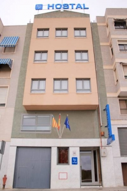 Hostal Pensimar,El Altet (Alicante)