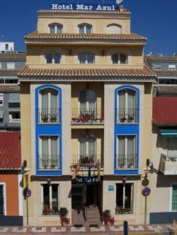 Hotel Mar Azul,El Campello (Alicante)