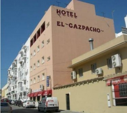 Hotel Gazpacho,El Puerto de Santa María (Cadiz)