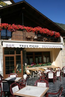 Tres Picos,Eriste (Huesca)