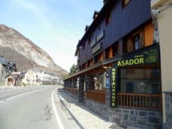 Hotel Sarao,Escarrilla (Huesca)