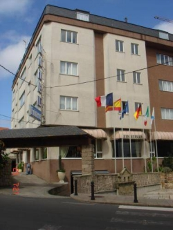 Hotel Finisterre,Fisterra (A Coruña)