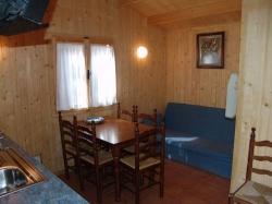 Camping Ribera del Ara,Fiscal (Huesca)