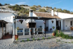 Hostal Oasis Ecol&oacute;gico Cuevas Andalucia