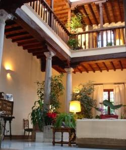 Hotel Carmen del Cobertizo,Granada (Granada)