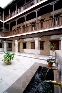 Casa de la Alberca,Granada (Granada)