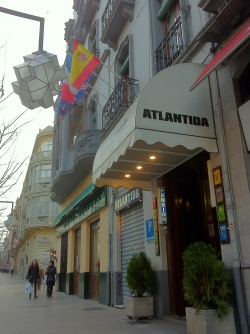 Pensión Atlantida,Granada (Granada)