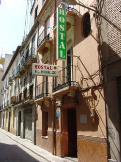 Pensión El Hidalgo,Granada (Granada)