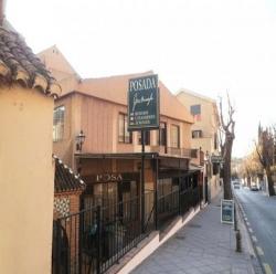 Hostal Bocanegra,Granada (Granada)