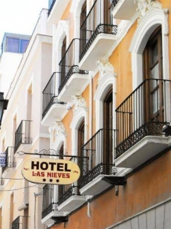Hotel Las Nieves,Granada (Granada)
