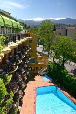 Hotel Los Ángeles Hotel & Spa,Granada (Granada)