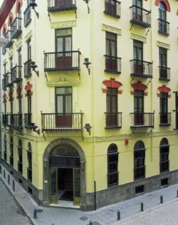 Hotel NH Inglaterra,Granada (Granada)