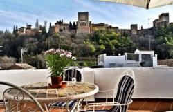 Paseo de los Tristes,Granada (Granada)