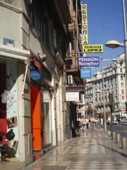 Pensión Recogidas,Granada (Granada)