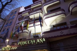 Hotel Princesa Ana,Granada (Granada)