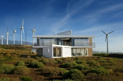 Casas Bioclimáticas Iter,El Médano (Tenerife)