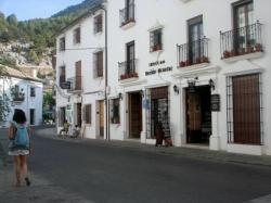 Hotel Peñón Grande,Grazalema (Cadiz)