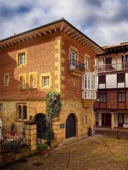 Hotel Palacete,Hondarribia (Guipúzcoa)