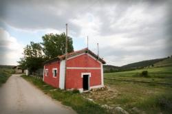 La Estación del Río Lobos,Hontoria del Pinar (Burgos)