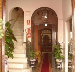 Hostal Toscano,San Juan del Puerto (Huelva)