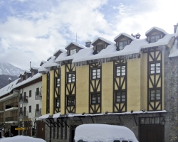 Hotel San Marsial,Benasque (Huesca)