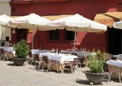 Hostal Pechi,Huevar (Sevilla)