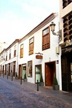 Hotel Emblemático San Agustin,Icod de los vinos (Tenerife)