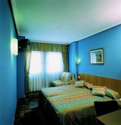 Hotel Aitana,Irún (Guipúzcoa)
