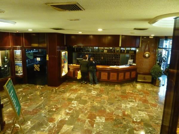 hotel condestable jaen: