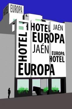 Hotel Europa,Jaén (Jaén)