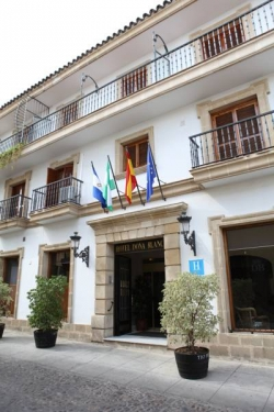 Hotel Doña Blanca,Jerez de la Frontera (Cádiz)