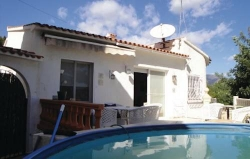 Holiday home Urb. El Tossal, C/Mar Caspi,La Nucia (Alicante)