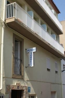 Pensio Torrent,La Escala (Girona)