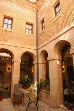 Hospedería El Convento,Arevalillo (Ávila)