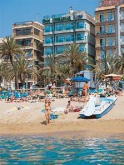 Hotel Miramar,Lloret de Mar (Girona)