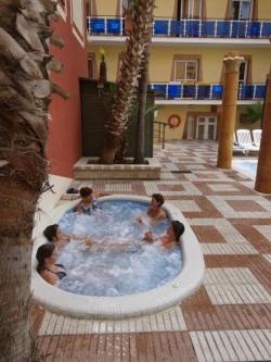 Cleopatra Spa Hotel,Lloret de Mar (Girona)