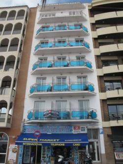 Hostal La Playa,Lloret de Mar (Girona)