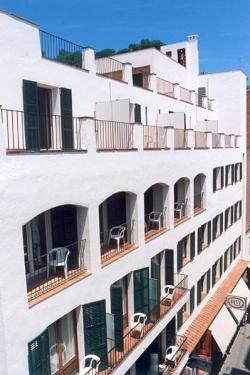 Hotel Caleta,Lloret de Mar (Girona)