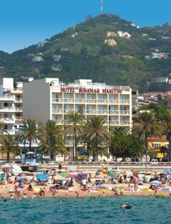 Hotel Rosamar Marìtim,Lloret de Mar (Girona)
