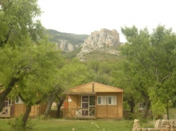 Camping Castillo de Loarre,Loarre (Huesca)